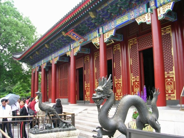 Hall of Longevity, Summer Palace