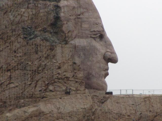 Head of Crazy Horse