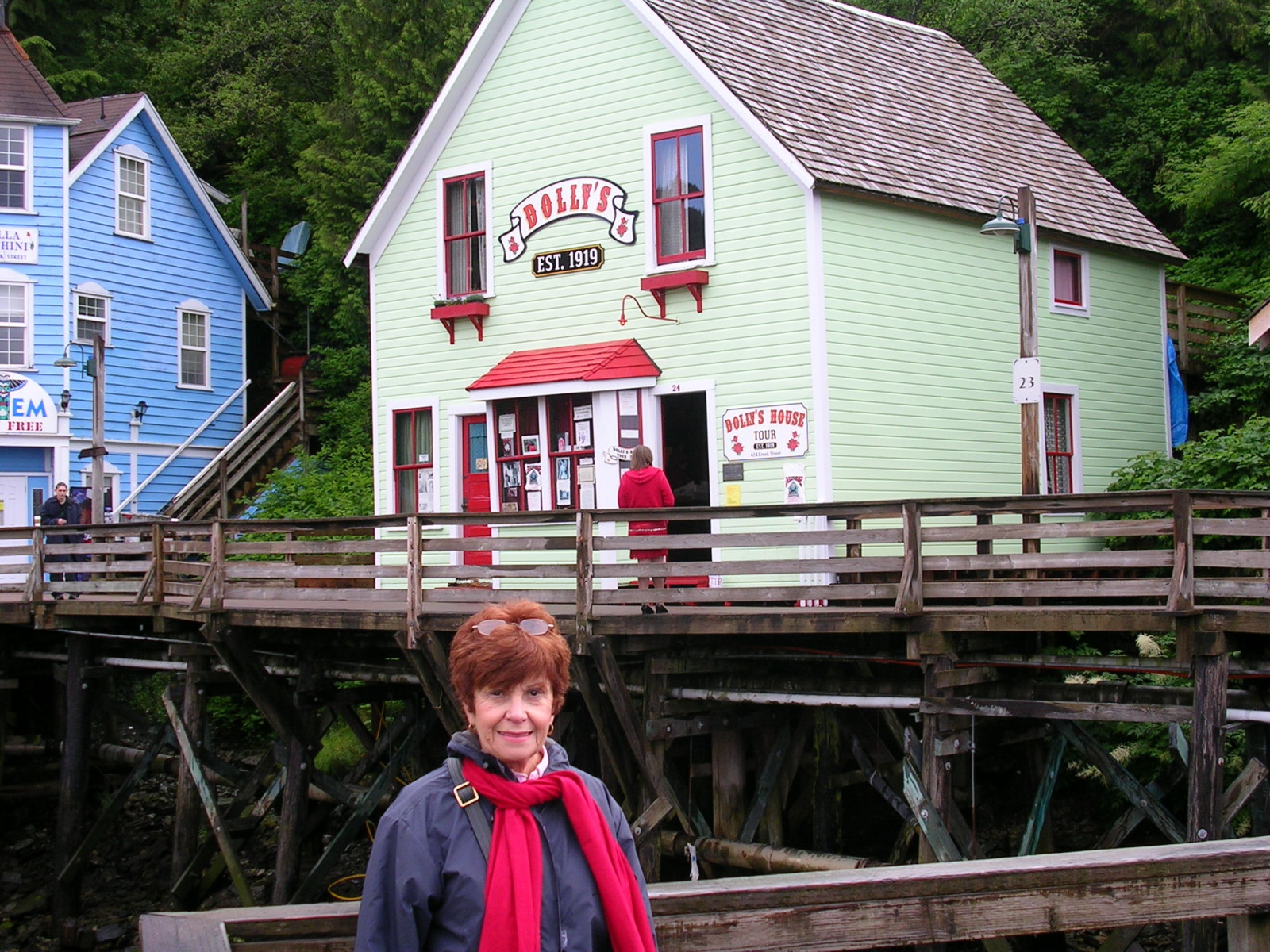 Dolly's House, Ketchikan