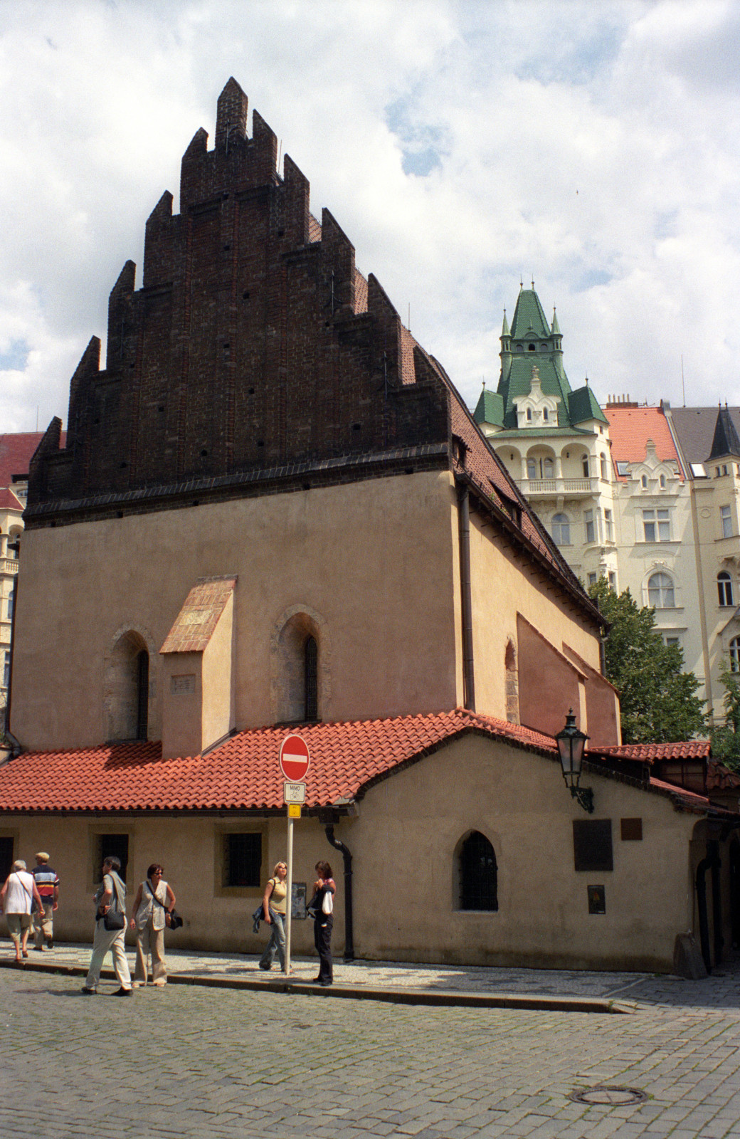 Old-New Synagogue, Prague