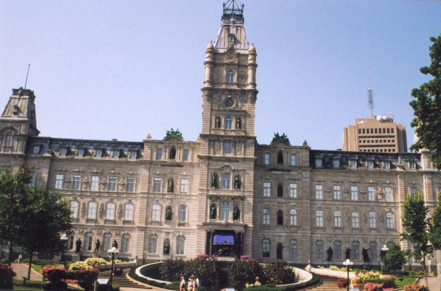 Parliament, Quebec City