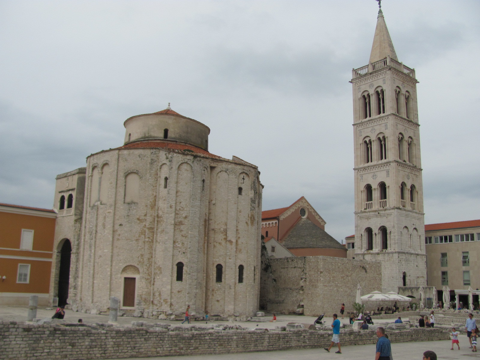 St Donat Church, Zadar