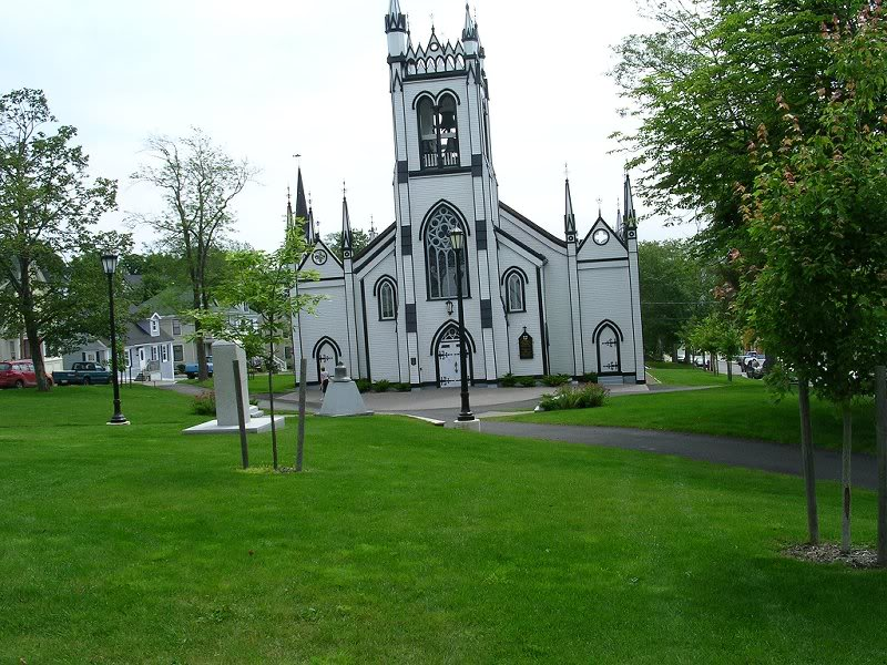 St John's Church, Lunenburg