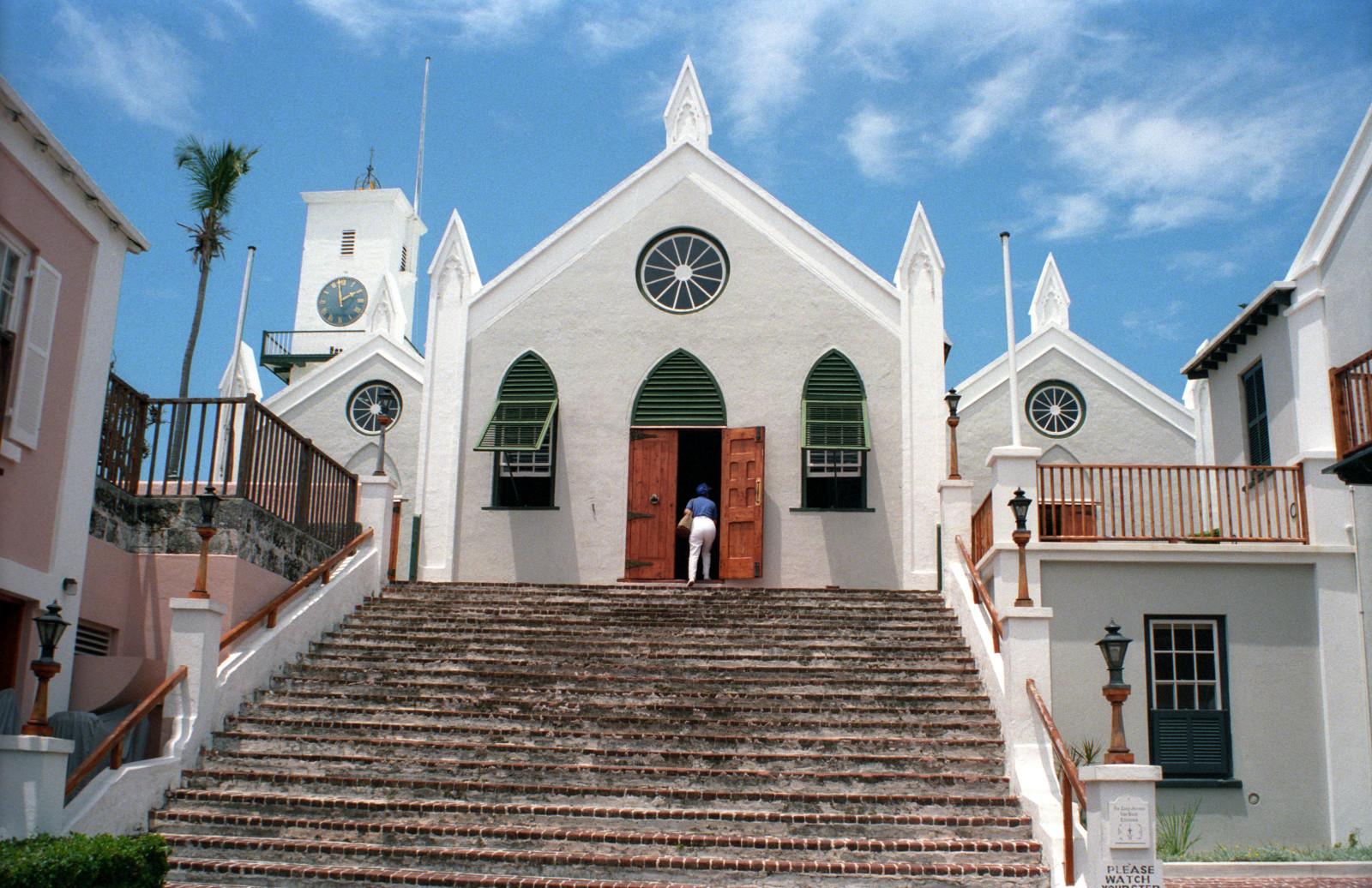 St Peter's Church, Bermuda