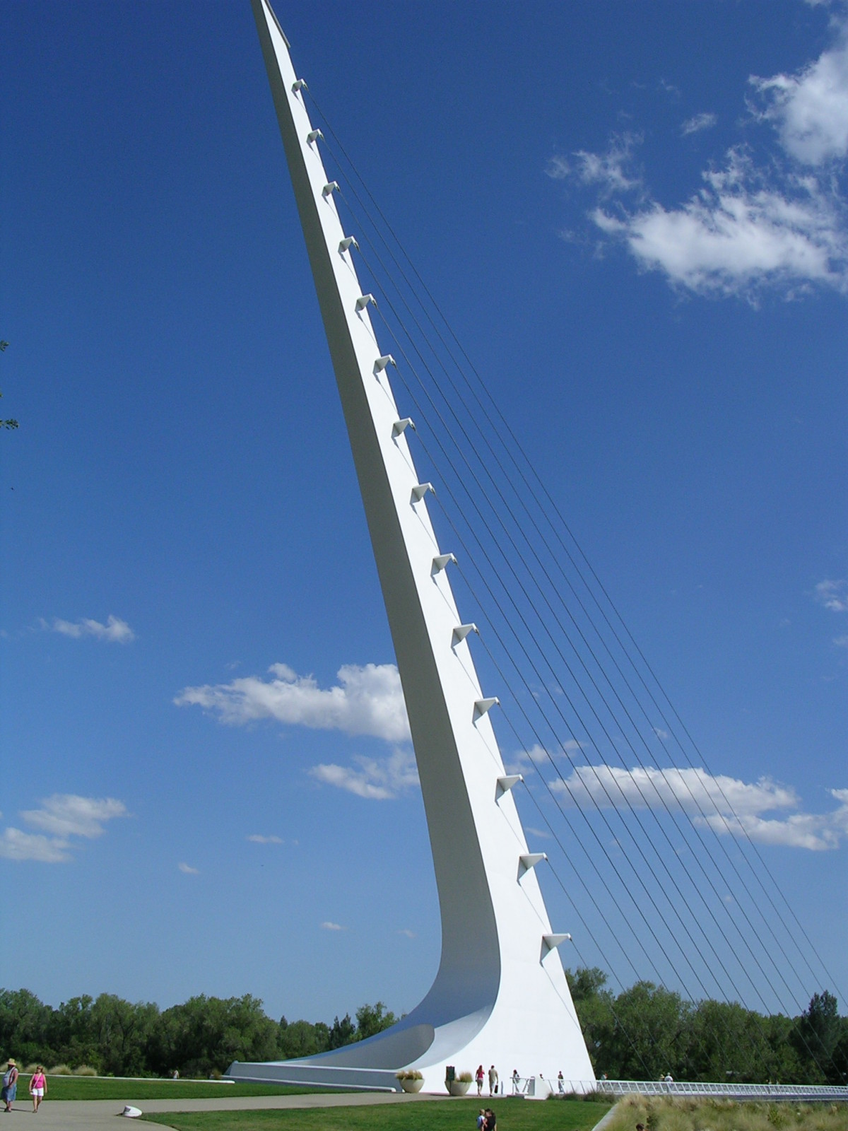 Redding's Sundial Bridge