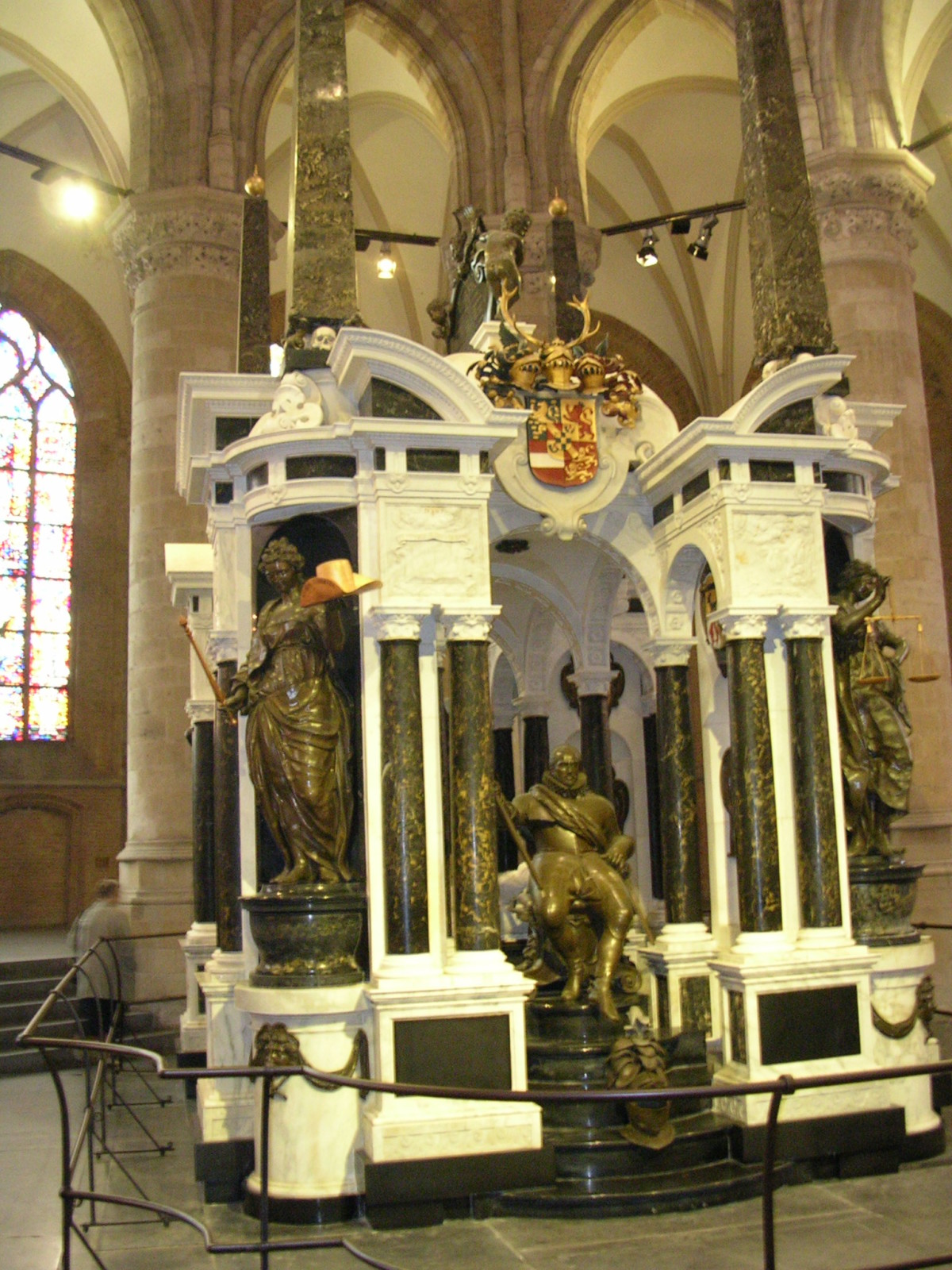 William the Silent Tomb, Delft